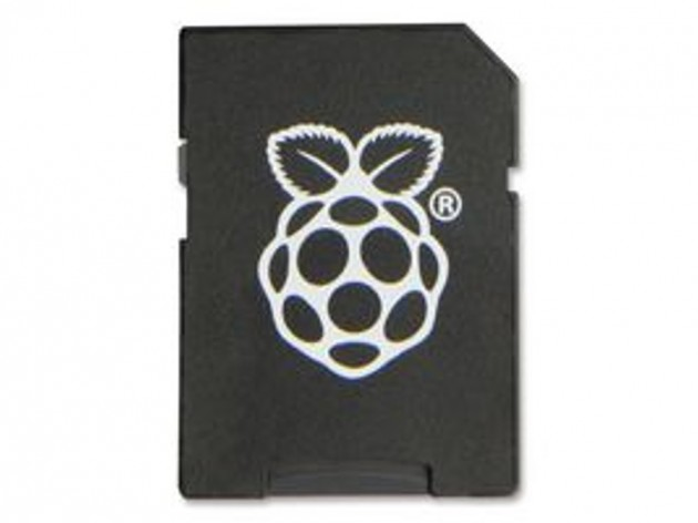 Raspberry Pi B+ 8GB MicroSD Card NOOBS, JAVA