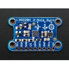 Adafruit 3-axis Gyroscope L3GD20H