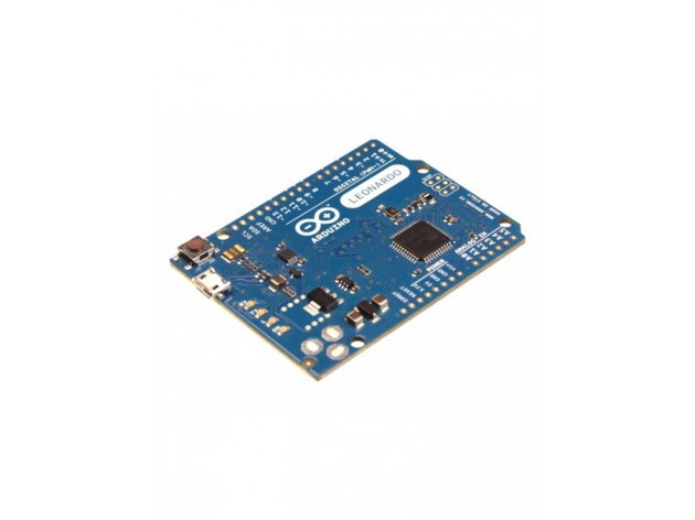 Arduino Leonardo no Headers