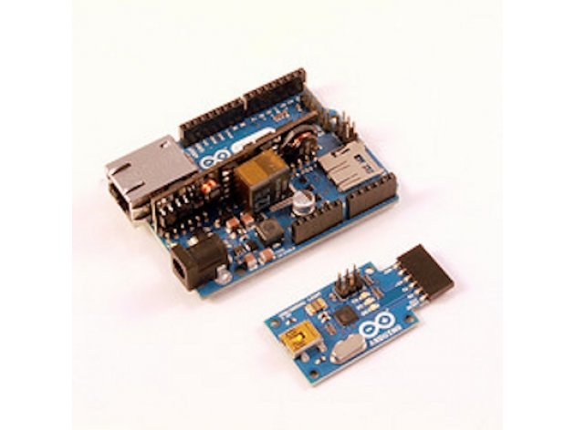 Arduino Ethernet With PoE + USB2 Serial