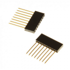 Connecteur empilable 8 broches 14.5 mm 2 pcs