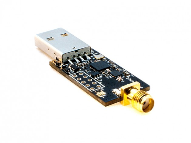 Crazyradio 2.0 PA long range 2.4Ghz USB radio dongle + antenna
