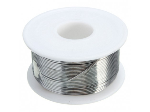 Rosin core solder 0.8 mm 60/40 100g