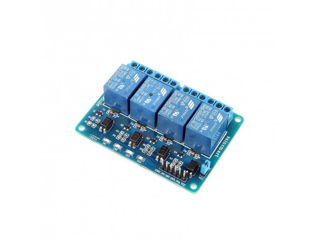 5V 4-Channel Relay Module