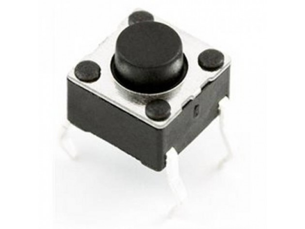 Mini Push Button Switch 4-pin