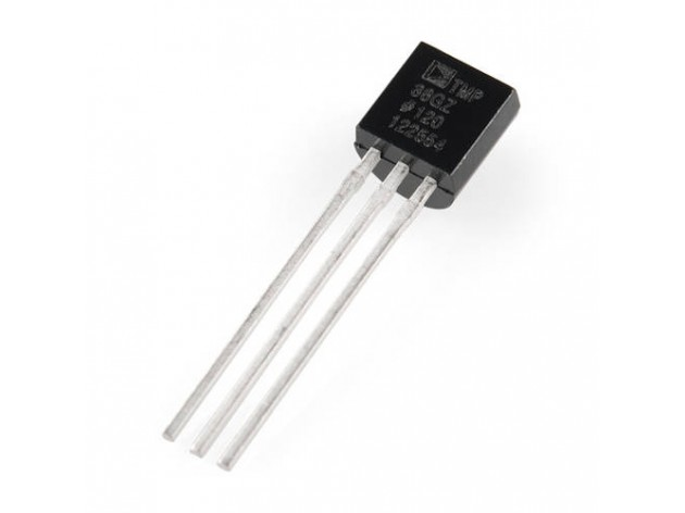 TMP36GZ Temperature Sensor