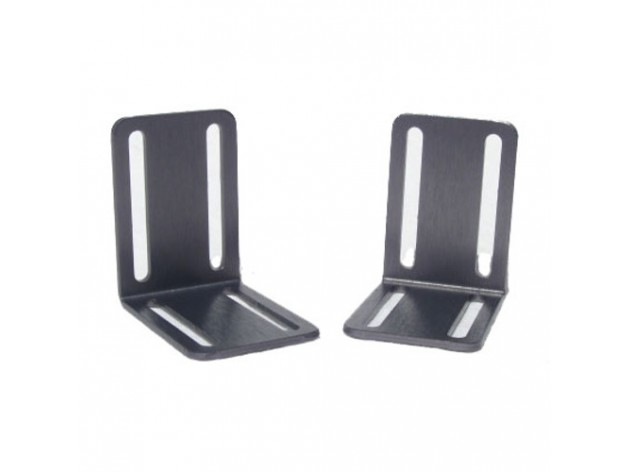 Crustcrawler AX 90 Degree Bracket Pair