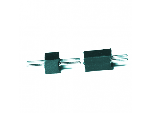 Micro Connector 1.27mm Male-Female Pair
