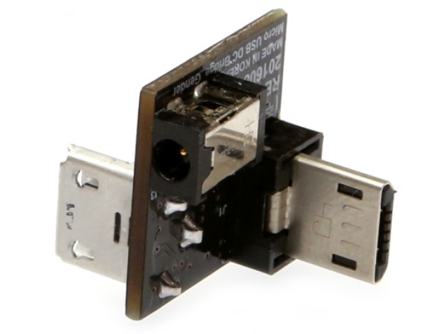 Bridge d'alimentation Odroid Micro USB-DC