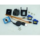 Webcam 3-axis Servo Kit