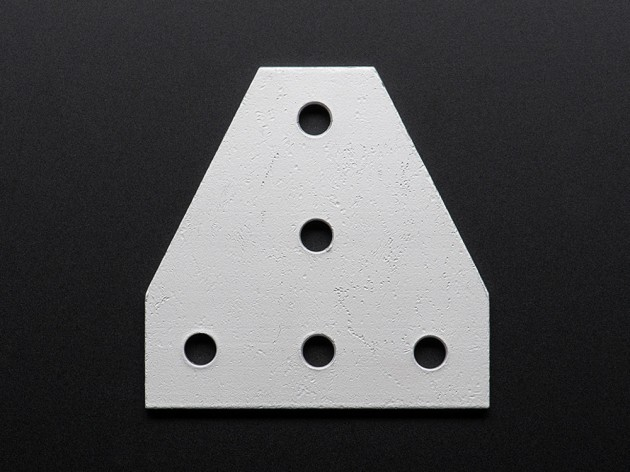 Coupling T-Plate 20mm x 20mm Extrusion