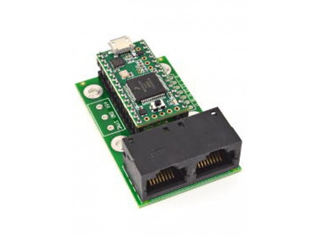 Teensy OctoWS2811 Adaptor