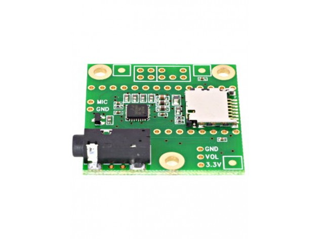 Carte Adaptateur Audio Teensy