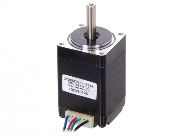 Stepper motor - NEMA 11, 28²x45mm