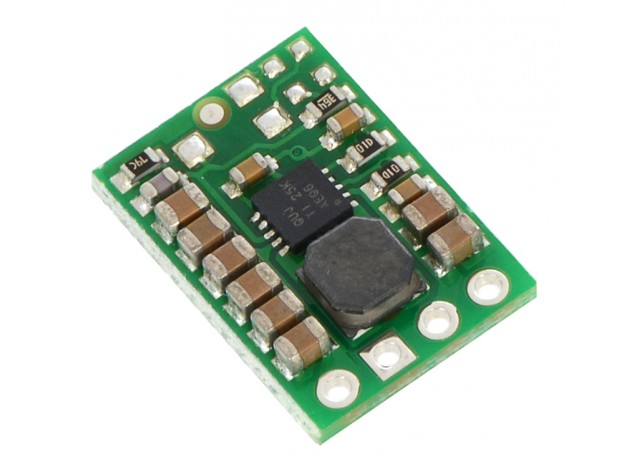 Pololu Step-Up/Step-Down Voltage Regulator S7V8F3