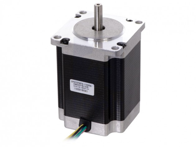 Stepper motor - NEMA 23, 57²x76mm