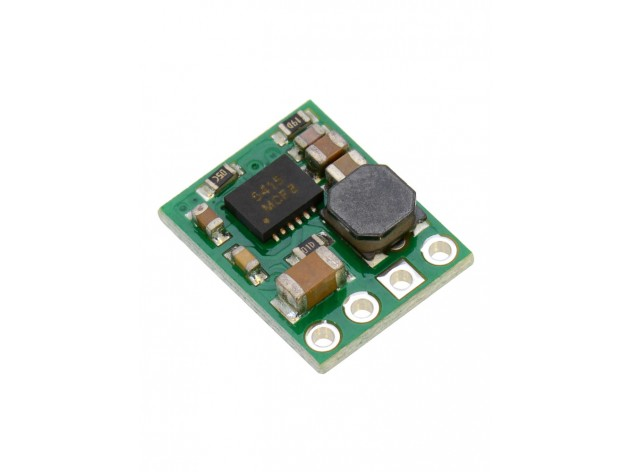 Pololu Step-Down Voltage Regulator D24V5F6